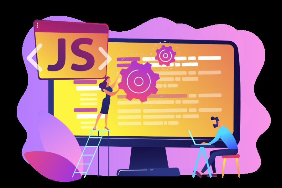 Программирование на JavaScript (Front end, ES-2021, Vue.js, Serverless App)