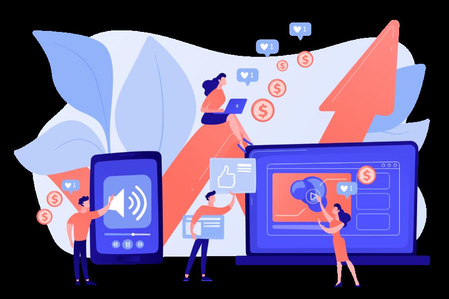 Digital Marketing (SEO, SMO)